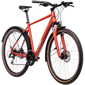 Cube Nature Allroad, red'n'grey